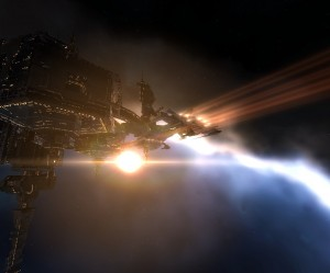 Early days in EvE