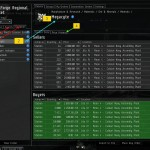 How to read the in game EvE market charts