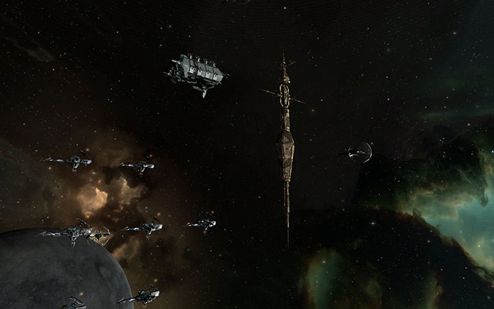 Eve Online Industry